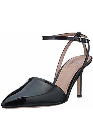 HUGO BOSS Women's Laurel Sling 70-p Ankle Strap Heels