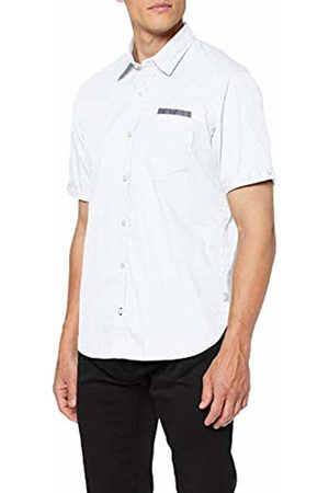 s.Oliver Men's 28.906.22.7646 Casual Shirt, ( 0100)