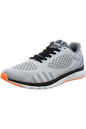 Reebok Men's Bd4529 Trail Running Shoes, (Cloud Gry/Blk/Polar Blu/Wild Orng/Stnwsh)