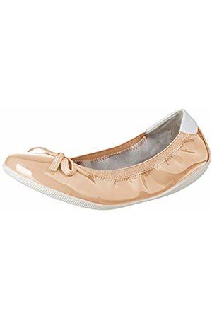 Les P'tites Bombes Women's Elfie Closed Toe Ballet Flats (Poudre 045) 4 UK
