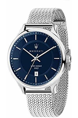Maserati Mens Analogue Quartz Watch with Stainless Steel Strap R8853136002