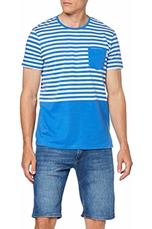 Esprit Men's 069ee2k023 T-Shirt, ( 430)