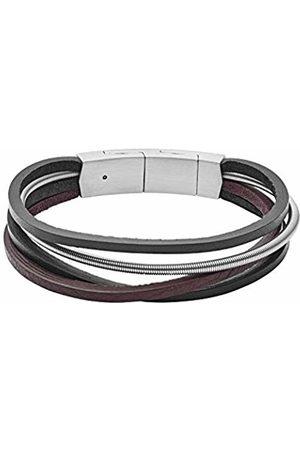 Fossil Men Stainless Steel Strand Bracelet JF03002040