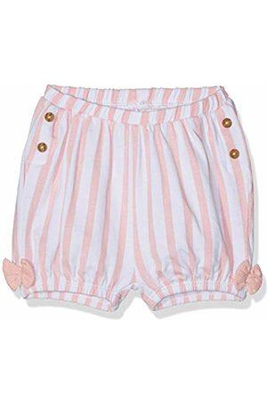 Name it Baby Shorts - Baby Girls' Nbfjab Bloomer Short, Strawberry Cream