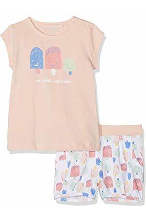 Name it Baby Shorts - Baby Girls' Nbfhesol Shorts Set Clothing, Bright