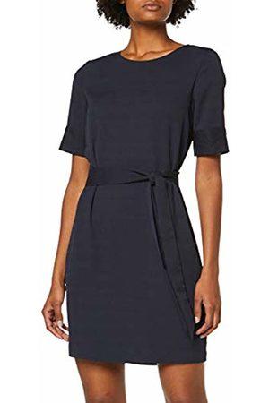 Selected Femme Women's Slfdorit Tunni 2/4 Short Dress B Night Sky