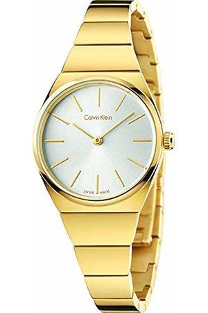 Calvin Klein Women's Analogue Quartz Watch with Stainless Steel Strap K6C23546
