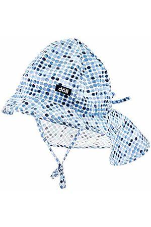 Döll Girls Hats - Girl's Sonnenhut Mit Nackenschutz Hat, (Total Eclipse|