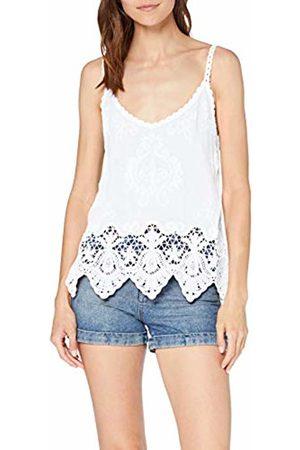 New Look Women's Lotus Crochet T-Shirt