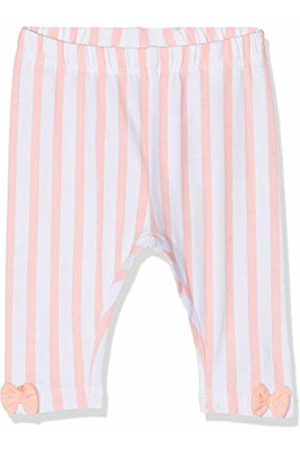 Name it Baby Girls' Nbfjab Capri Short, Strawberry Cream