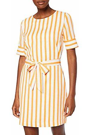 Selected Femme Women's Slfdorit Tunni 2/4 AOP Short Dress B