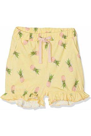 Name it Baby Girls' Nbfjenna Shorts, Popcorn