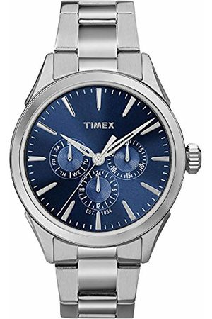 Timex Men's Analogue Quartz Watch with Stainless Steel Strap TW2P96900