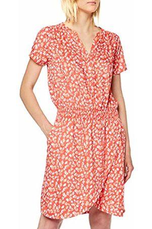 SPARKZ COPENHAGEN Women's VIVETTE Short Dress (Sunset 545)