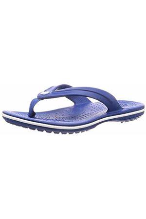 Crocs Kids' Crocband Flip GS Flops, ( Jean 4gx)