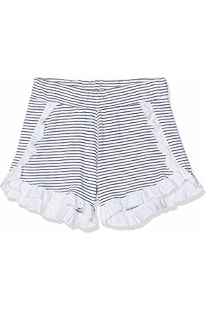 Name it Girl's Nkfjamette Shorts, Dark Sapphire