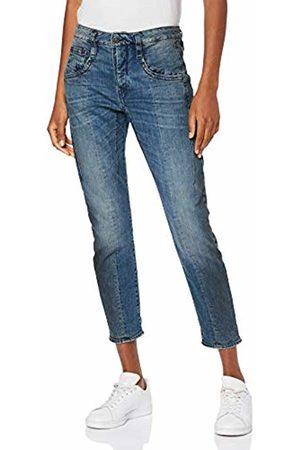 Herrlicher Women's Shyra Cropped Boyfriend Jeans
