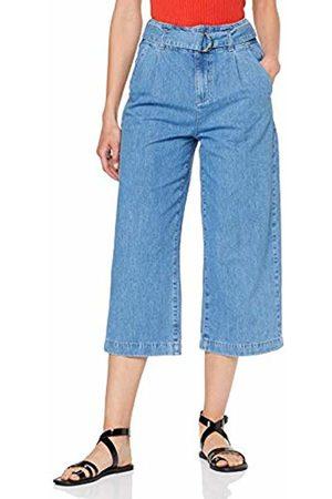 New Look Women's Tie Waist 6240895 Flared Jeans