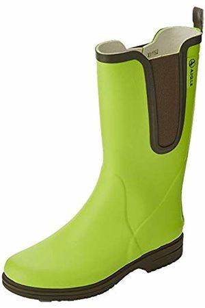 Aigle Women's Egoa Wellington Boots, (Kiwi/Kaki 001)