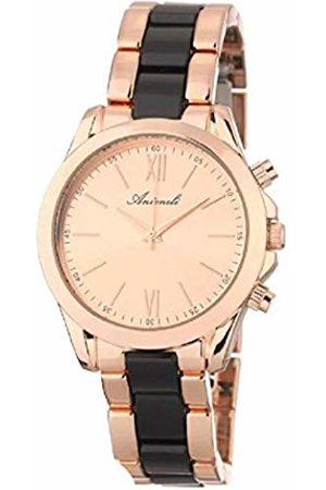 Antoneli Unisex-Adult Analogue Classic Quartz Watch with Stainless Steel Strap AL5340-03