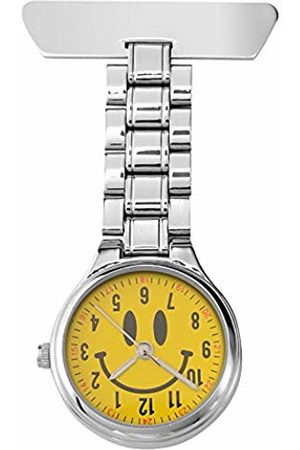 Sekonda Womens Analogue Classic Quartz Watch with Stainless Steel Strap 4364.30