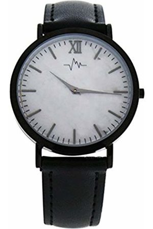 Andreas Osten Unisex-Adult Analogue Classic Quartz Watch with Leather Strap AO-180