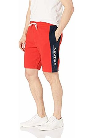 Nautica Men's Competition Short Sports Fire 6ey