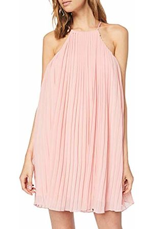 New Look Women's Pleated Shift Party Dress