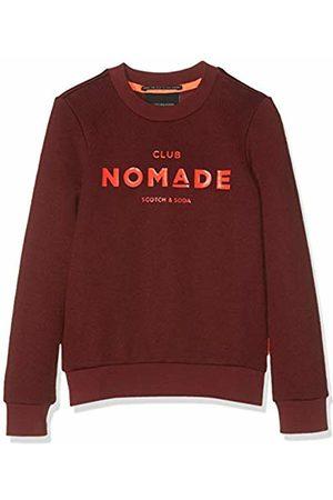 Scotch&Soda R´Belle Girl's Club Nomade Basic Crew Neck Sweat Sweatshirt