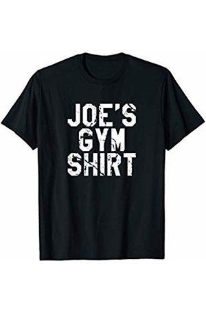 Mens Workout Gifts & T-Shirts Joe's Gym Shirt - Mens Workout T-Shirt