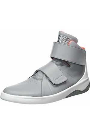 Nike Men's Marxman 832764-002 Basketball Shoes, (Gray)