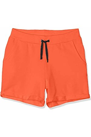 Name it Girl's Nkfvolta Sweat Shorts Unb H Emberglow