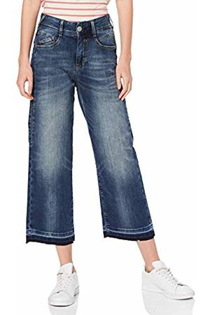 Herrlicher Women's Gila Sailor Cropped Jogg Bootcut Jeans