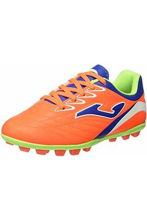 a539b12f3666 Joma Boys' Toledo Jr 608 Naranja Fluor 22 Tacos football boots Size: 12.5  Child