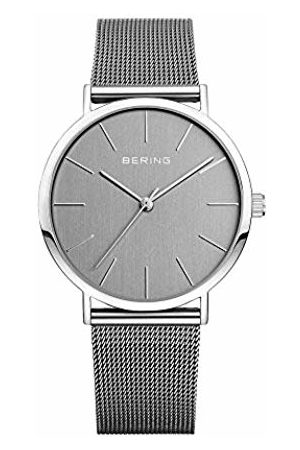 Bering Men's Analogue Quartz Watch with Stainless Steel Strap 13436-309