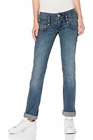 Herrlicher Women's Pitch Denim Straight Jeans