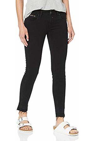 Herrlicher Women's Touch Cropped Slim Jeans, (Dark 817)