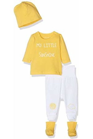 Name it Baby Nbnubbeha Giftpack Clothing Set, Daffodil