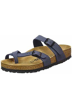 Birkenstock MAYARI Birko-Flor Nubuck, Women's Flip Flop Sandals