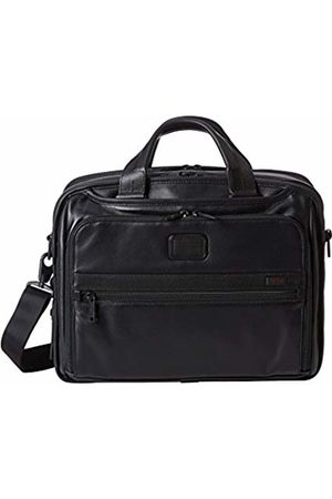 Tumi Alpha 2 Organizer Leather Brief