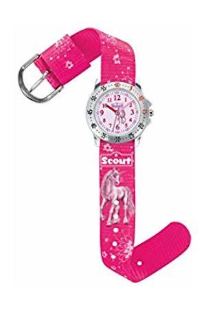 Scout 280378007 Girls Watch Analogue Quartz Textile