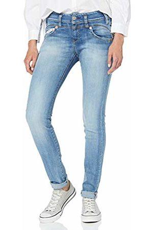 Herrlicher Women's Pearl Slim Jeans, (Navy 032)