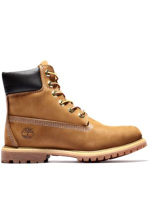 Timberland 6 inch premium boot for women in , size 3
