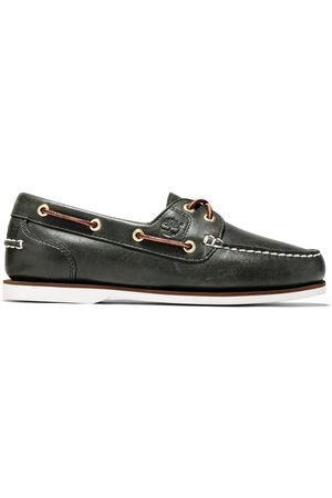 Timberland 2-eye boat shoe for women in navy navy, size 3