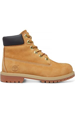 Timberland Premium 6 inch boot for junior in kids, size 3