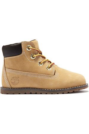 Timberland Pokey pine 6 inch boot for toddler in kids, size 4.5