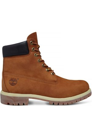 Timberland Premium 6 inch boot for men in rust rust, size 6.5