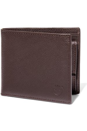 Timberland Kennebunk bifold wallet for men in dark dark , size one