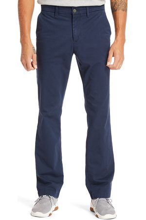Timberland Squam lake twill chinos for men in navy navy, size 29 32