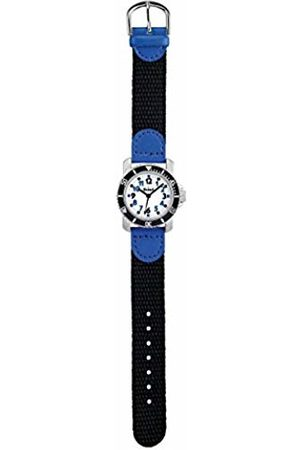 Scout Boys' Analogue Quartz Watch with Nylon Strap 280377002